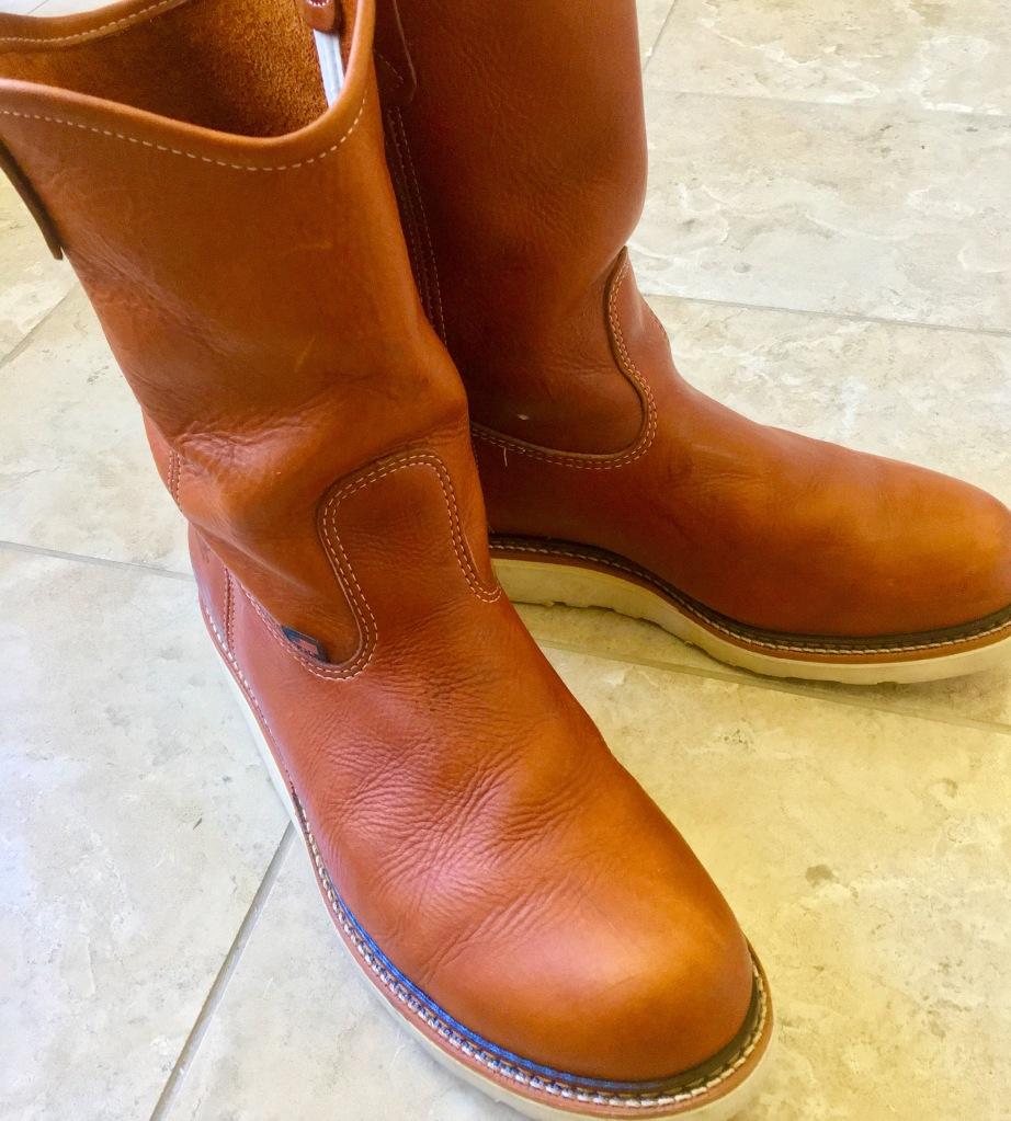 Image of Thorogood Wellington Work Boots